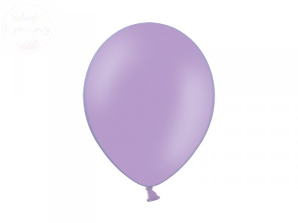 Balony 10 cali pastel lavendowy
