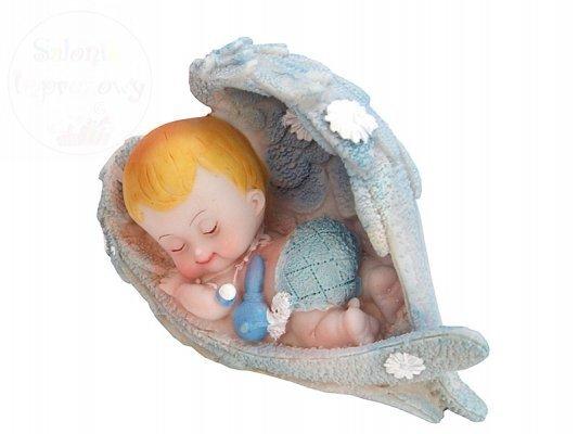 Figurka chłopiec - aniołek  DF11C