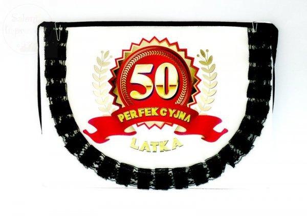 Fartuch Krótki Perfekcyjna 50-latka