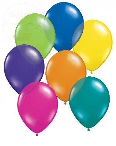 Balony 5 cali metalik mix kolor szt