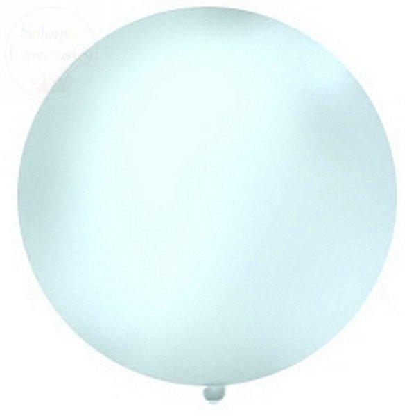 Balon 1m pastel przezroczysty OLBO-038