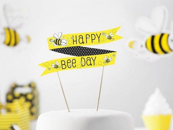 Karteczki  na patyczkach  Pszczółka ok. 19cm