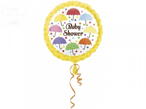 Balon Foliowy Baby Shower 17 cali