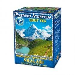 Shalari - dna oraz obrzęk stawów