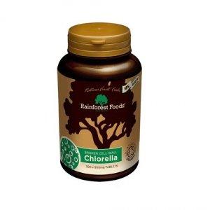 Chlorella BIO Rainforest Foods (300tab.)