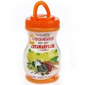 Chyawanprash z dodatkiem szafranu Patanjali 1kg