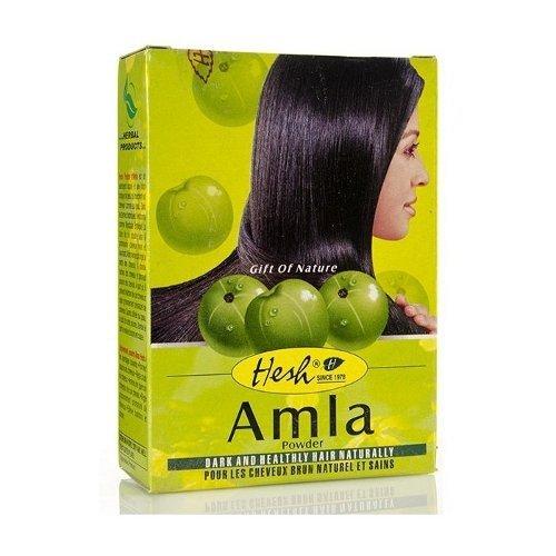 Maska do włosów Amla Hesh