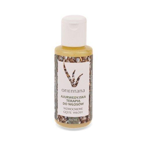 Ajurwedyjska terapia do włosów - olejek Orientana