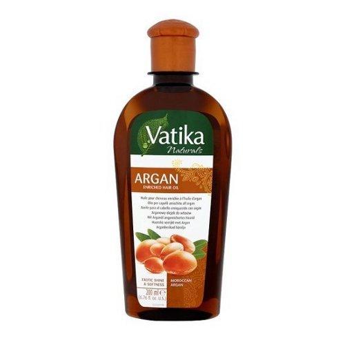 Olej do włosów Dabur Vatika arganowy