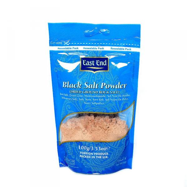 Sól czarna East End 100g