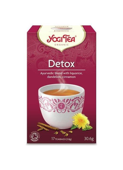 Yogi Tea Oczyszczająca (Detox)