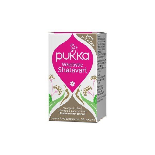 Shatavari, Pukka