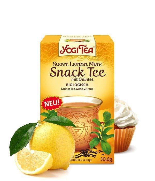 Yogi Tea Słodka cytrynowa mate (Sweet Lemon Mate)