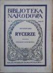 Arystofanes • Rycerze