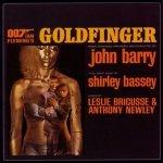 John Barry • Goldfinger • CD