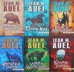 Jean M. Auel • Cykl 'Dzieci Ziemi' - komplet