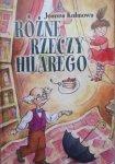 Joanna Kulmowa • Różne rzeczy Hilarego