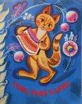 Wasyl Witka • Tosi, tosi łapki. Ludowe kołysanki, śmieszki, zabawy, wyliczanki