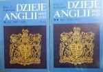 Jerzy Z. Kędzierski • Dzieje Anglii 1485-1939. 2 tomy