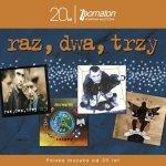 Raz Dwa Trzy • Raz, dwa, trzy. To ja, Cztery, Sufit, Niecud • 4CD