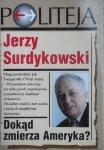 Jerzy Surdykowski • Dokąd zmierza Ameryka? Czyli drugie czytanie Tocqueville'a