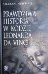 Sharan Newman • Prawdziwa historia w Kodzie Leonarda da Vinci