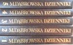 Maria Dąbrowska • Dzienniki. Komplet