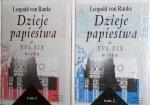 Leopold von Ranke • Dzieje papiestwa w XVI-XIX wieku. 2 tomy