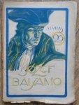 A. Dumas • Józef Balsamo XII. Oprawa Norblin