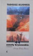 Tadeusz Kijonka • 44 sonety brynowskie. Duda - Gracz