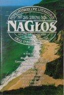 Nagłos 26-28/1997 • Dylan Thomas, Jack Kerouac, Lawrence Ferlinghetti, Gary Snyder