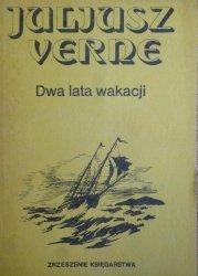 Juliusz Verne • Dwa lata wakacji