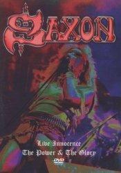 Saxon • Live Innocence / The Power & the Glory  • DVD