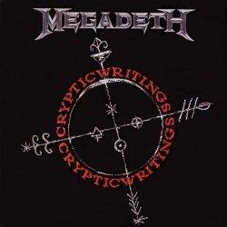 Megadeth • Cryptic Writings • CD