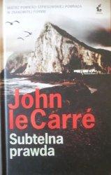 John le Carre • Subtelna prawda