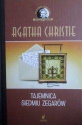 Agatha Christie • Tajemnica siedmiu zegarów