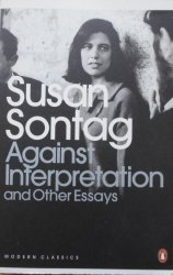 Susan Sontag • Against Interpretation and Other Essays