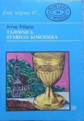 Jerzy Edigey • Tajemnica starego kościółka. Ewa wzywa 07
