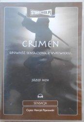 Józef Hen • Crimen. Audiobook mp3