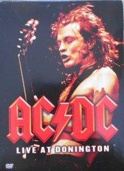 AC/DC • Live at Donington • DVD