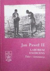 Jan Paweł II • Laborem exercens. Tekst i komentarze
