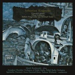 Sebastian Krajewski  • Concerti grossi Oboe Concerto Sieben Fragmente aus Michael Ende • CD