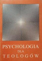 Ks. Józef Makselon • Psychologia dla teologów
