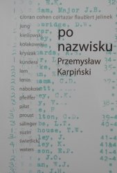 Przemysław Karpiński • Po nazwisku