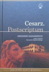Ryszard Kapuściński • Cesarz. Postscriptum czyta Zbigniew Zapasiewicz