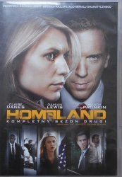 Homeland • Sezon 2 • DVD