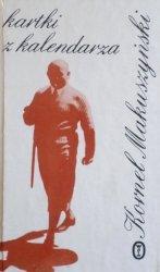Kornel Makuszyński • Kartki z kalendarza