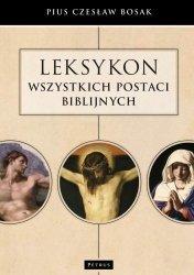Pius Czesław Bosak • Leksykon wszystkich postaci biblijnych
