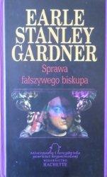 Earle Stanley Gardner • Sprawa fałszywego biskupa