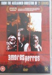 Alejandro Gonzalez Inarritu • Amores Perros • DVD